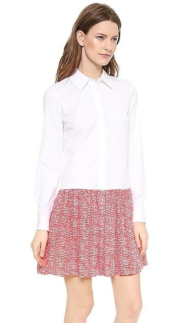 Diane von Furstenberg Alison Collared Dress