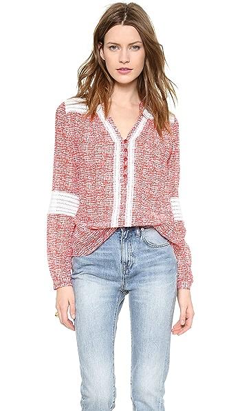 Diane von Furstenberg Gaylen Shirt