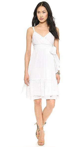 Diane von Furstenberg Queenie Sun Dress