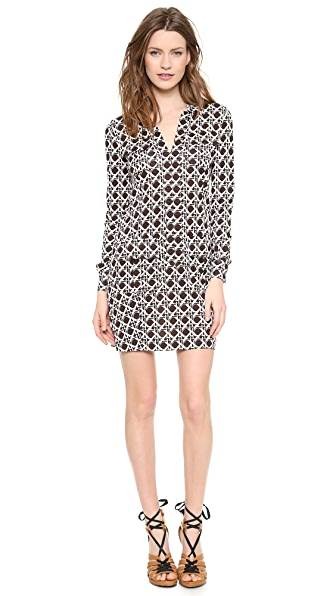 Diane von Furstenberg Dilly Shirtdress