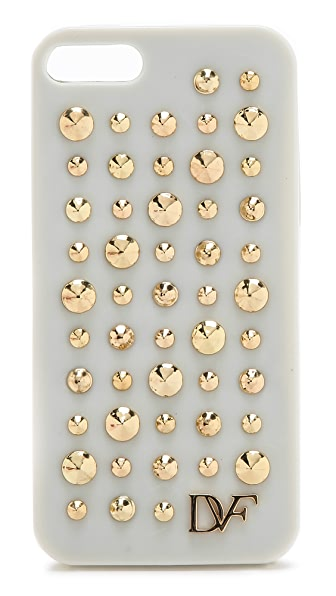 Diane von Furstenberg Faceted Studs iPhone 5 / 5S Case