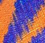 Ikat Batik Scarf Orange