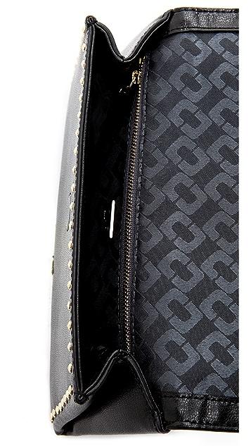 Diane von Furstenberg 440 Studded Envelope Clutch