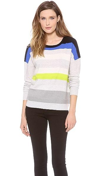 Diane von Furstenberg Shell Cashmere Sweater