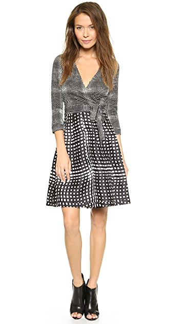 Diane von Furstenberg Amelia Two Wrap Dress