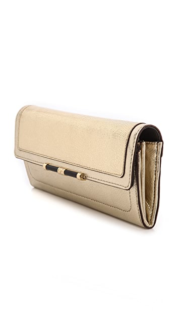 Diane von Furstenberg 440 Currency Mini Clutch