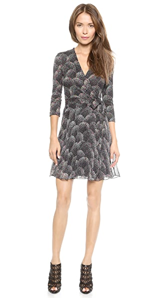 Diane von Furstenberg Irina Wrap Dress