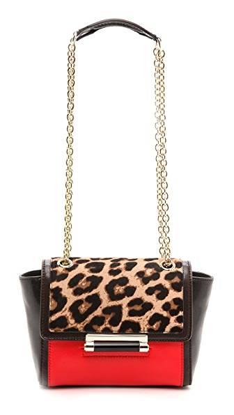 Diane von Furstenberg 440 Haircalf Mini Handbag