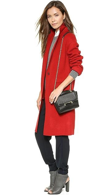 Diane von Furstenberg 440 Rail Quilt Mini Bag