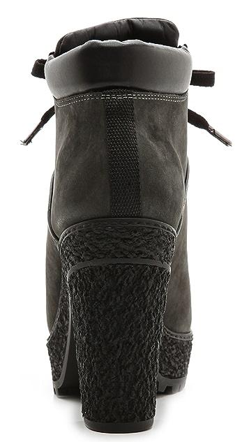 Diane von Furstenberg Paige Hiking Boots