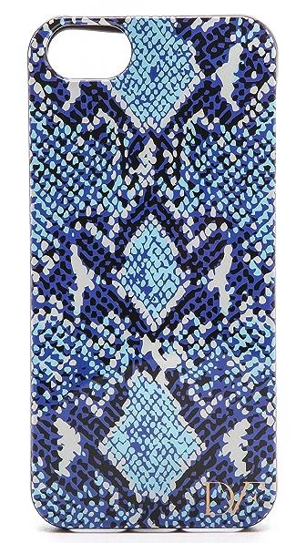 Diane von Furstenberg Python Print iPhone 5 / 5S Case