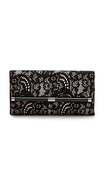 Diane von Furstenberg 440 Lace Envelope Clutch