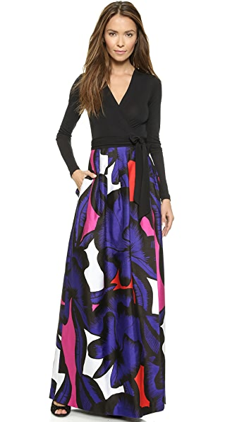 Diane von Furstenberg Kailey Maxi Dress