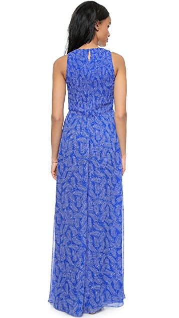 Diane von Furstenberg Nirvana Silk Dress