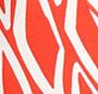 Ikat Stamp Coral