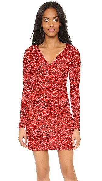 Diane Von Furstenberg Reina Silk Dress Shopbop