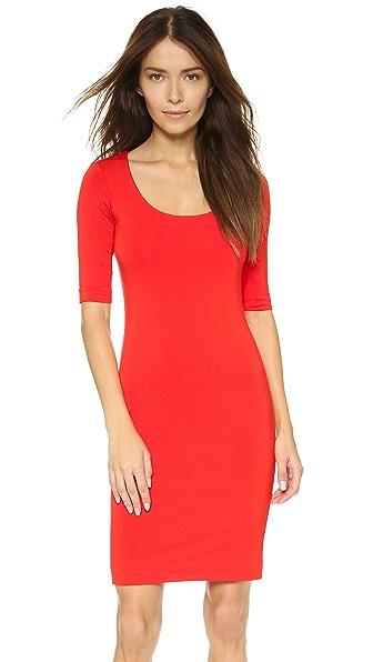 Diane von Furstenberg Raquel Scoop Dress