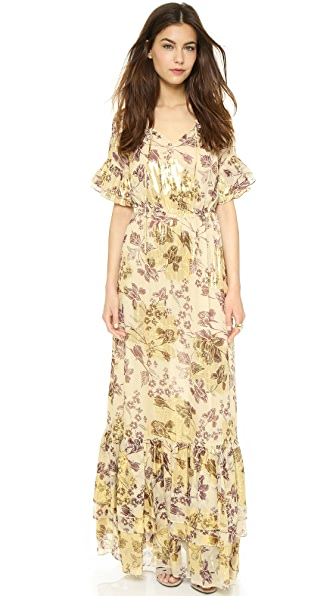 Diane von Furstenberg Jane Maxi Dress - SHOPBOP