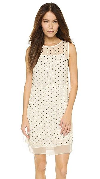 Diane von Furstenberg Abriela Embellished Dress
