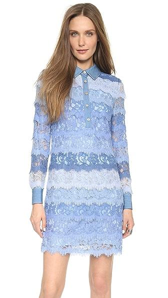 Diane von Furstenberg Amora Lace Dress