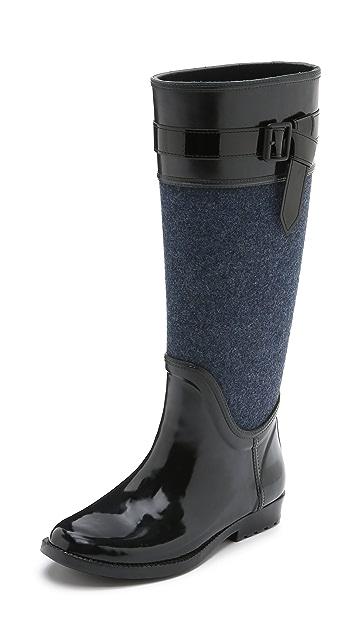 Diane von Furstenberg Whitney Rain Boots