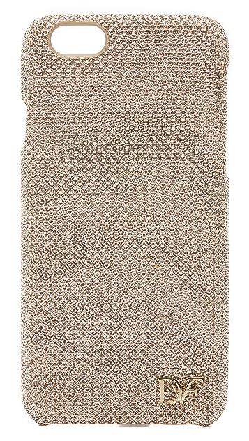 Diane von Furstenberg Glitter iPhone 6 / 6s Case