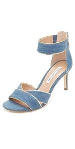 Ragusa Sandals                Diane von Furstenberg