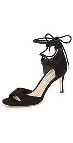Rimini Wrap Sandals                Diane von Furstenberg