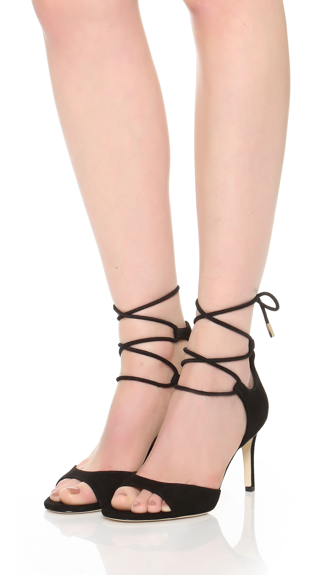 pay with visa online low price cheap online Diane von Furstenberg Rimini Ankle Wrap Sandals cheap sale great deals discount eastbay free shipping websites y8EiL
