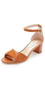 Florence City Sandals                Diane von Furstenberg