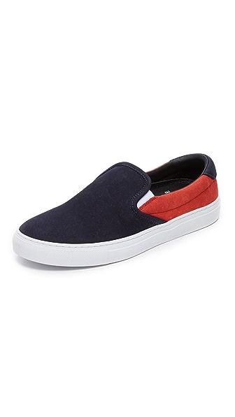 Diemme Garda Suede Slip On Sneakers