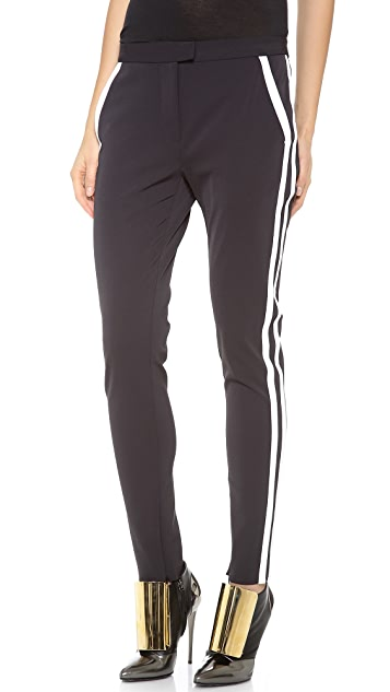 Dion Lee Tailored Stripe Pants