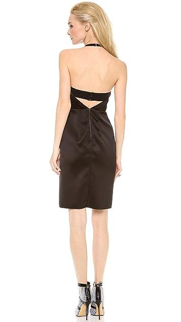 Dion Lee Radius Cutaway Dress