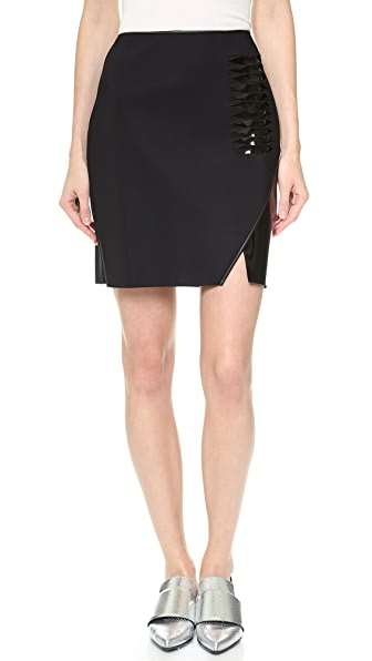 Dion Lee Renewal Miniskirt