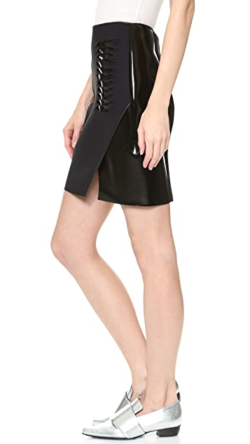 Dion Lee Renewal Miniskirt