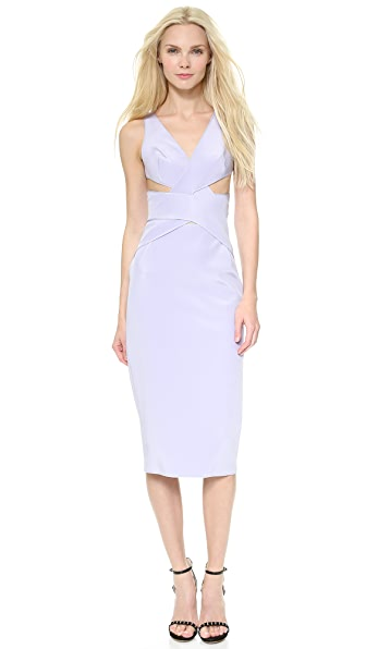 Dion Lee Interlock Silk Dress