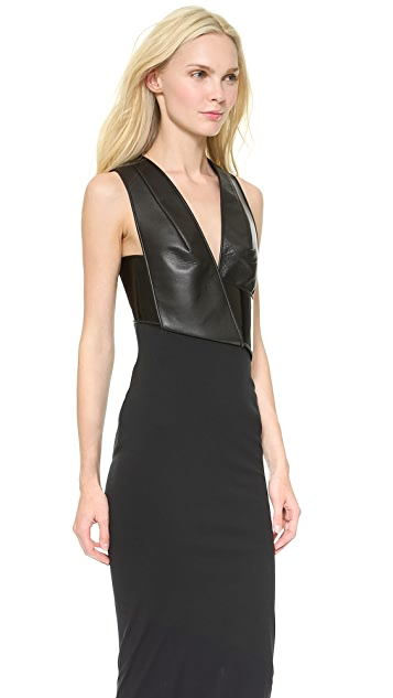 Dion Lee Orbit Tailored Dress