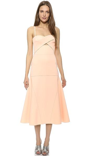 Dion Lee Single Knot Dress - Blush