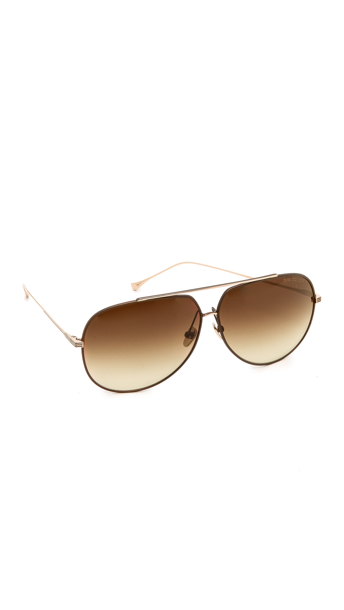 aviator eyewear  DITA Condor Aviator Sunglasses