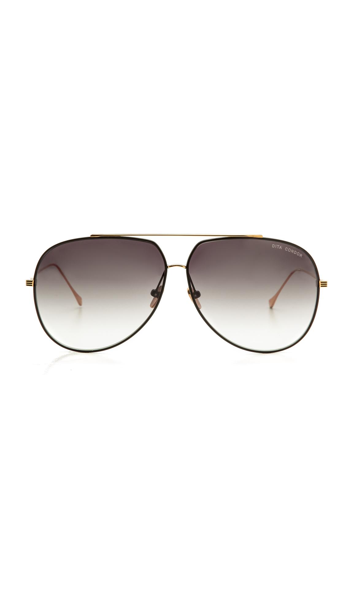 8b6cfcdfa2d5 DITA Condor Aviator Sunglasses