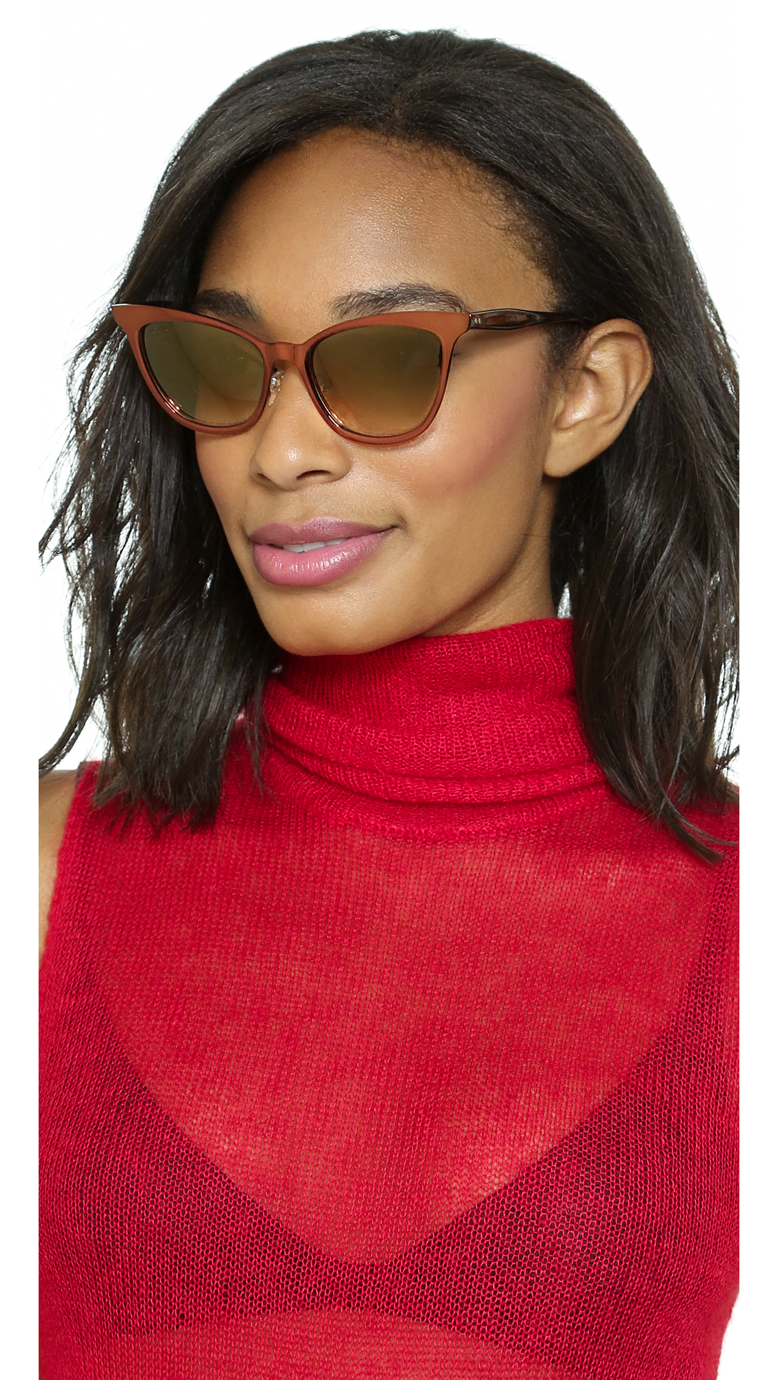 15dc1143333 Dita Von Teese Eyewear Gilded Lily Sunglasses