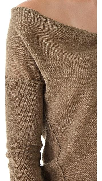 Donna Karan New York Long Sleeve Sweater