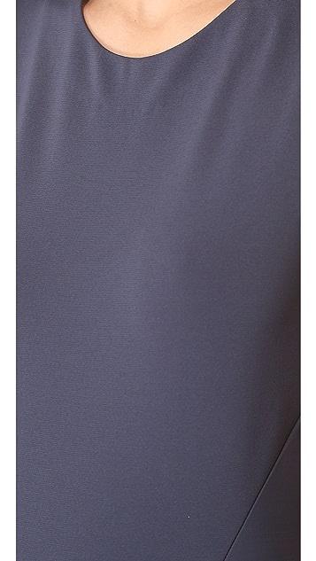 Donna Karan New York Sleeveless Illusion Back Bodysuit
