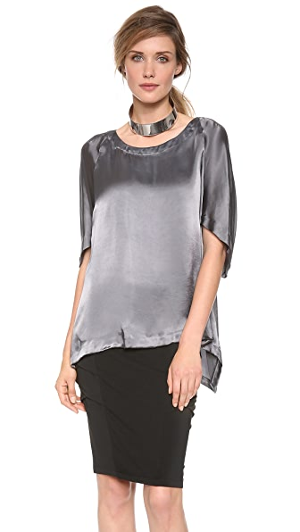 Donna Karan New York Cocoon Blouse