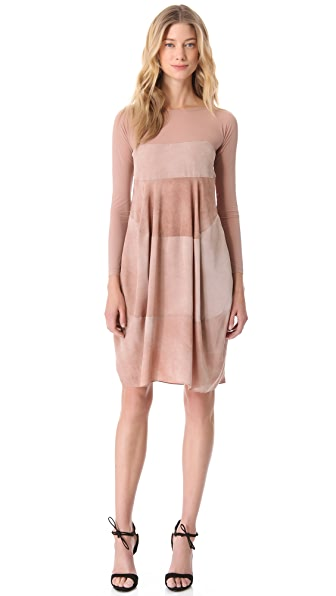 Donna Karan New York Low Back Dress