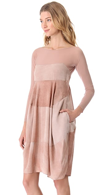 Donna Karan New York Low Back Dress