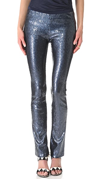 Donna Karan New York Sequined Pants