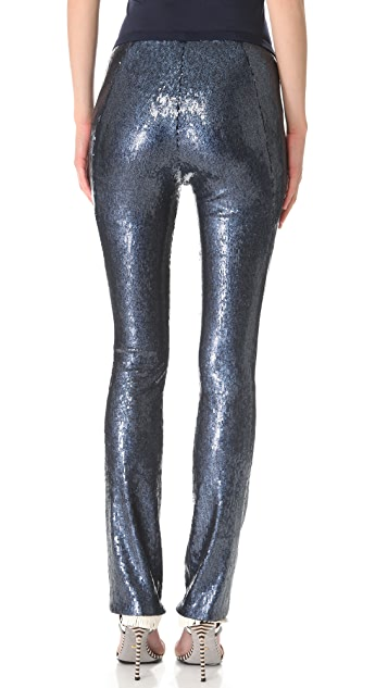 Donna Karan New York Sequined Pants