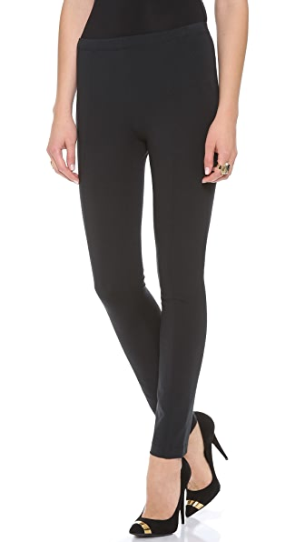 Donna Karan New York Seamed Leggings