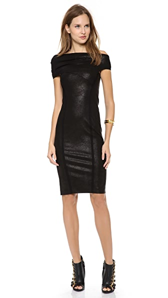 Donna Karan New York Cap Sleeve Dress